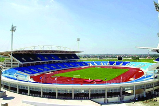 My Dinh National Stadium among best five in Southeast Asia: AFC - ảnh 1