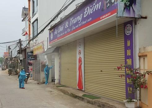 Hanoi lifts lockdown on Ha Loi village - ảnh 1