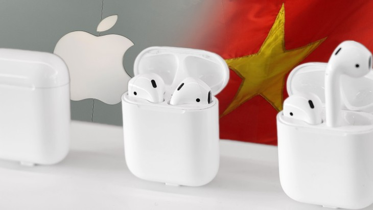 Apple to produce millions of AirPods in Vietnam: Nikkei Asian Review - ảnh 1