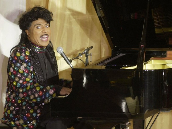 Little Richard, the architect of Rock and Roll, dead at 87  - ảnh 1