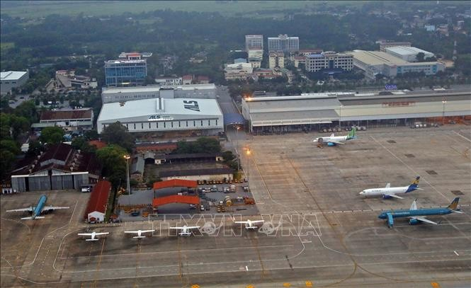 Noi Bai International Airport listed in world's top 100 for 5th straight year - ảnh 1