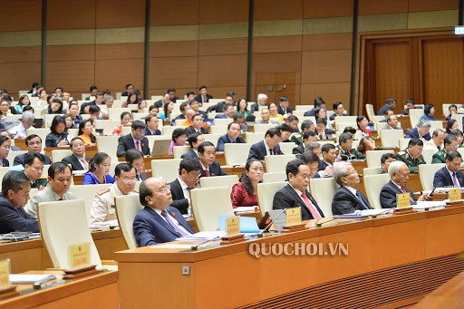 National Assembly deputies recommend a bill on economic security - ảnh 1