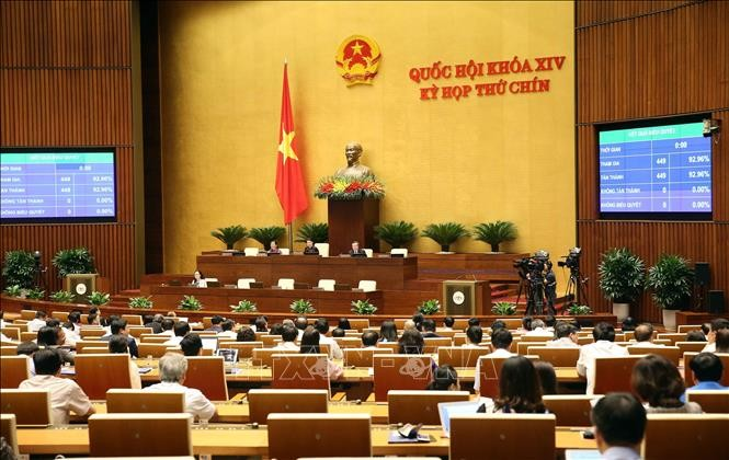 National Assembly begins final week of 9th session - ảnh 1