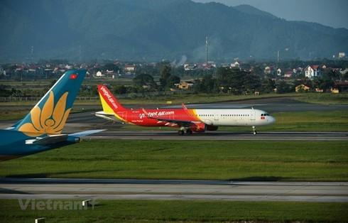 Van Don-Da Nang flight resumes - ảnh 1