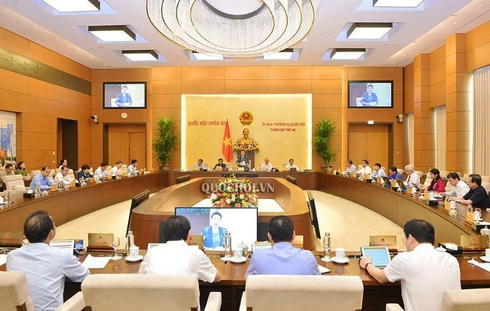 National Assembly Standing Committee to meet on August 10 - ảnh 1