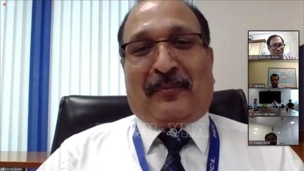 Indian expert optimistic about Vietnam's IT development potential  - ảnh 1