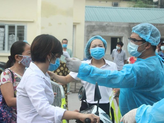 Vietnam reports 2 additional COVID-19 patients  - ảnh 1