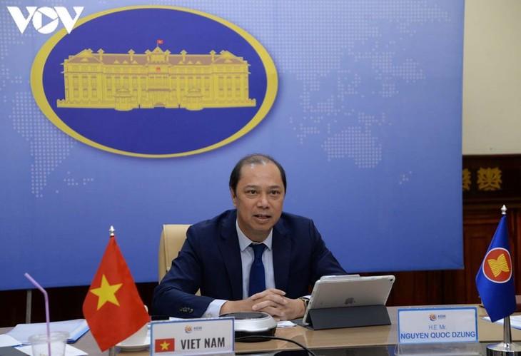 ASEAN, Republic of Korea hold 24th dialogue - ảnh 1