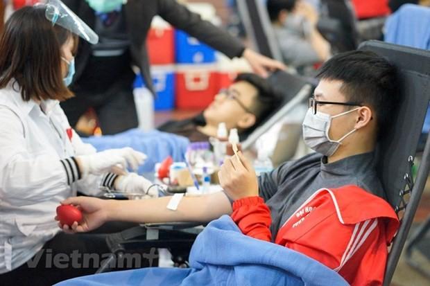 Vietnam's biggest blood donation campaign begins - ảnh 1