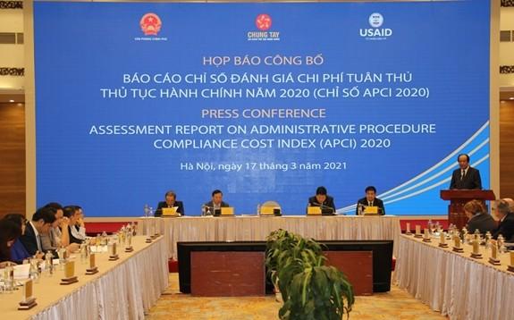 Tax administrative procedures champion reform - ảnh 1