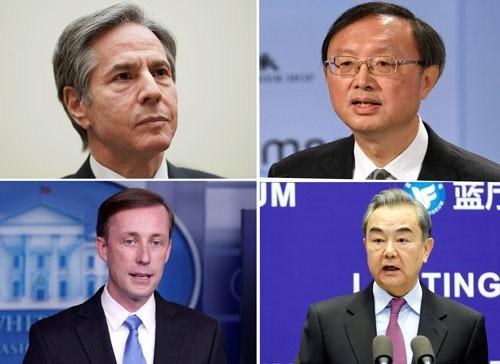 US-China relations make no breakthrough during top diplomats' talks  - ảnh 1