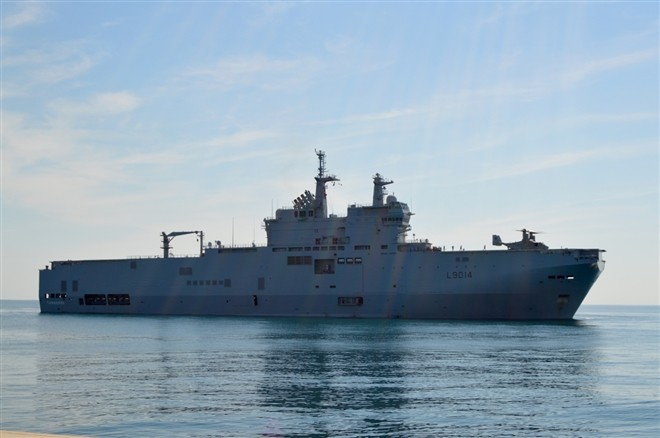 France and QUAD conduct naval drill for free, open Indo-Pacific - ảnh 1