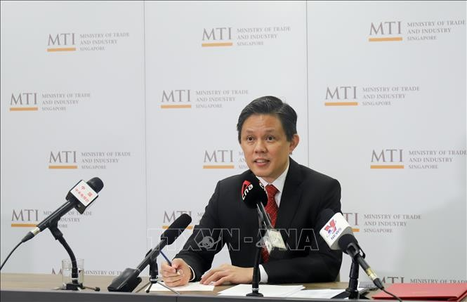Singapore ratifies RCEP - ảnh 1
