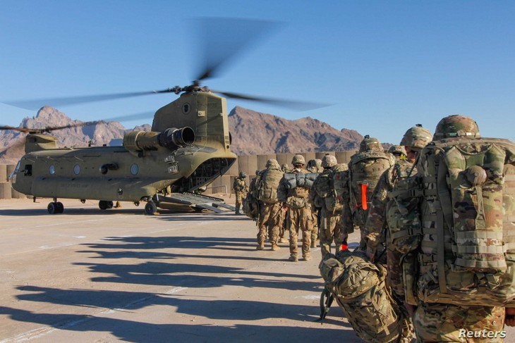 US troop withdrawal from Afghanistan: hope for a peaceful future? - ảnh 1