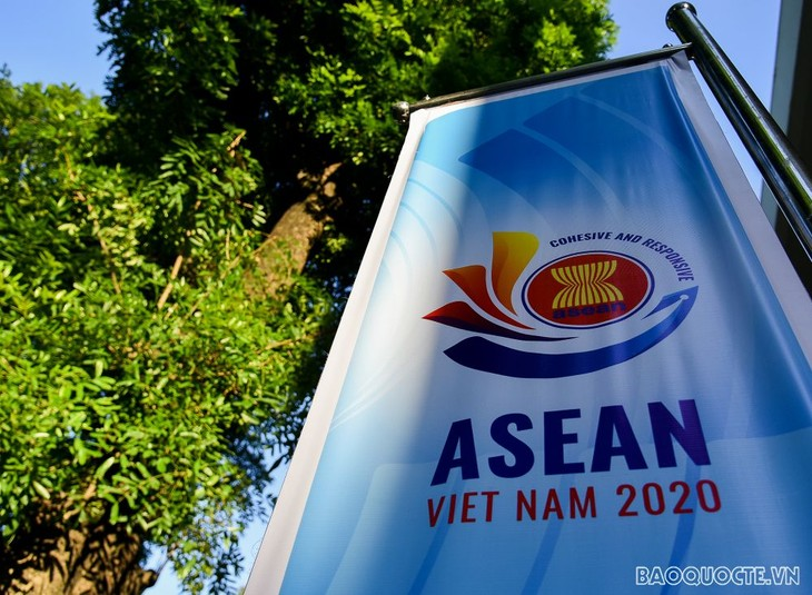 Vietnam joins other ASEAN members to resolve regional issues - ảnh 2