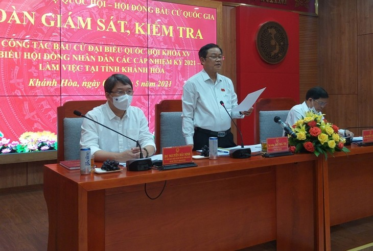 20 polling stations of Truong Sa district to hold early election on May 16 - ảnh 1