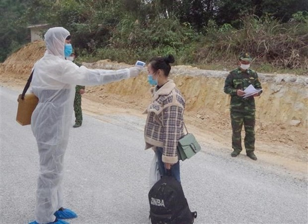 Deputy PM inspects COVID-19 prevention in Tay Ninh's border area - ảnh 2