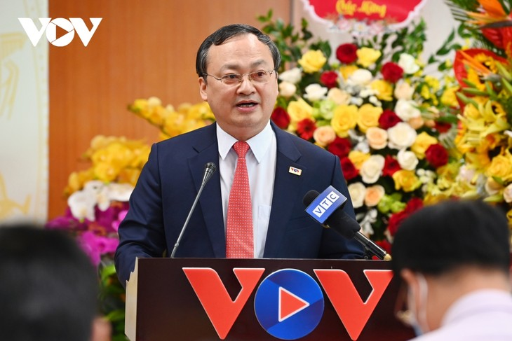 Do Tien Sy appointed VOV President  - ảnh 2