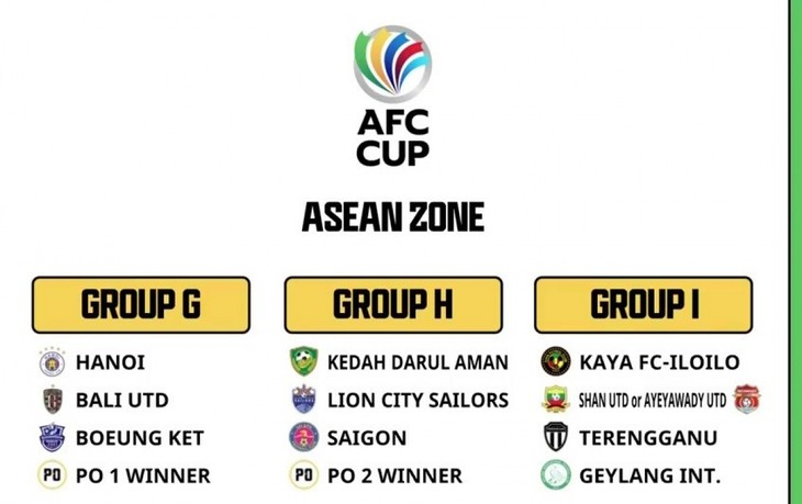 ASEAN Zone matches in AFC Cup to be cancelled amid COVID-19 fears - ảnh 1