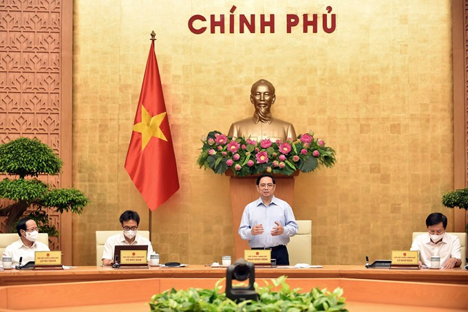 Prime Minister's dispatch on COVID-19 prevention and control - ảnh 1