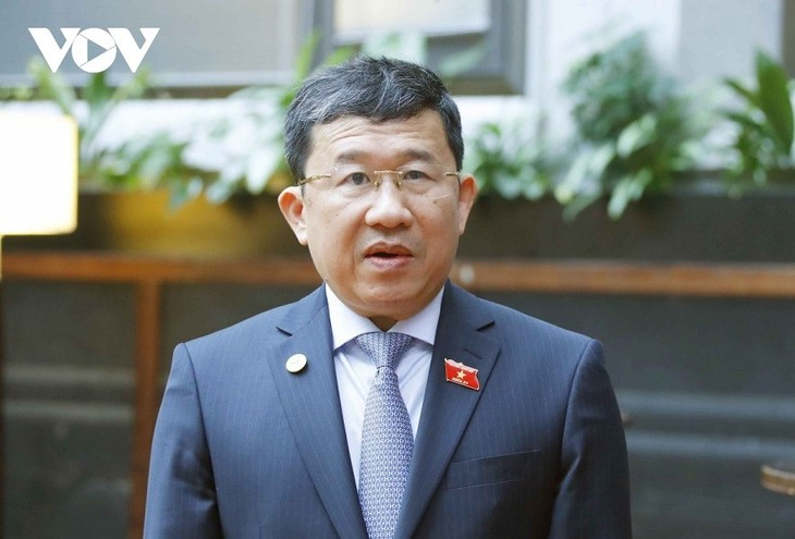 European countries back vaccine technology transfer to Vietnam: NA Foreign Affairs chief - ảnh 1