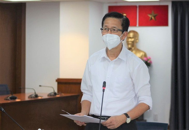 Ho Chi Minh city prepares new directive on reopening - ảnh 1