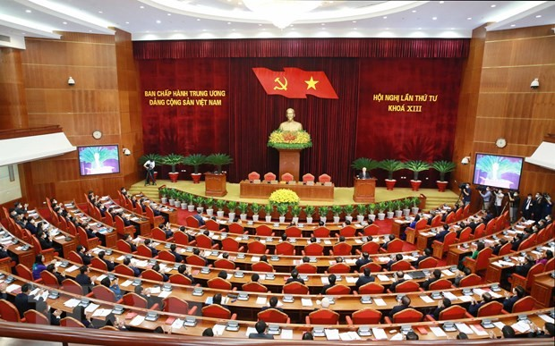 Party building and rectification to be strengthened and expanded  - ảnh 1