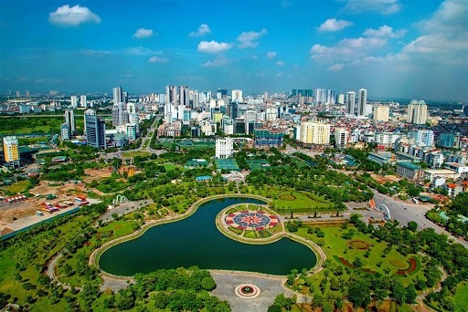 Hanoi to be built into more wealthy, beautiful, civilized and modern capital city - ảnh 1