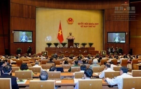越南14届国会4次会议讨论《网络安全法(草案)》 - ảnh 1