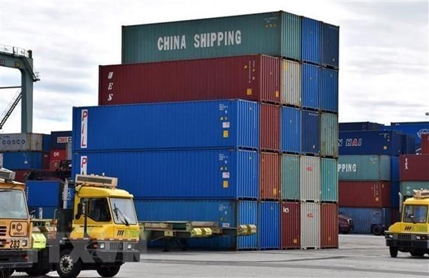 美国与中国举行贸易谈判的可能性 - ảnh 1