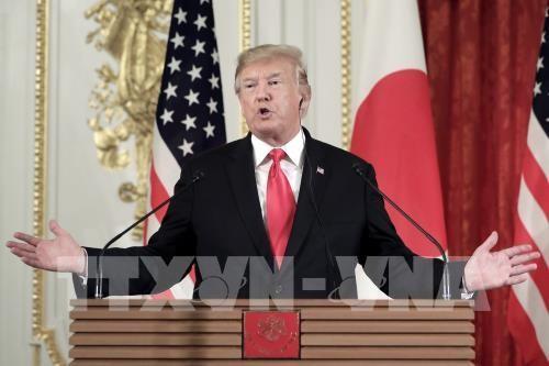 美国总统呼吁朝鲜领导人把握机会 - ảnh 1