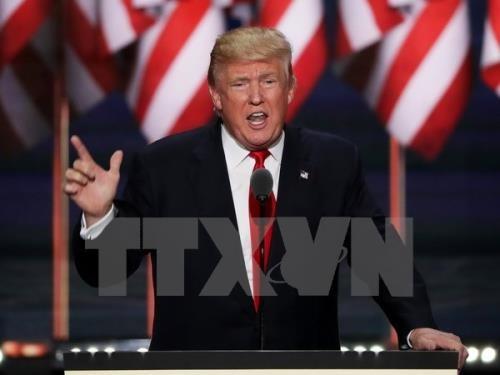 美国与中国接连公布互相加征关税的报复措施 - ảnh 1