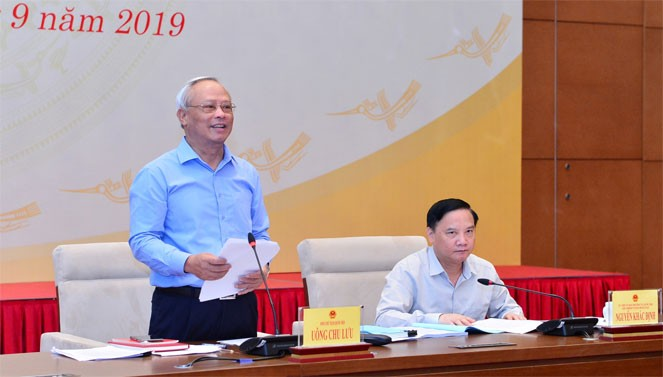 2030年越南拟定和完善法律的方向与2045年愿景 - ảnh 1