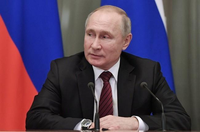 俄罗斯总统普京倡议召开联合国安理会五常峰会 - ảnh 1