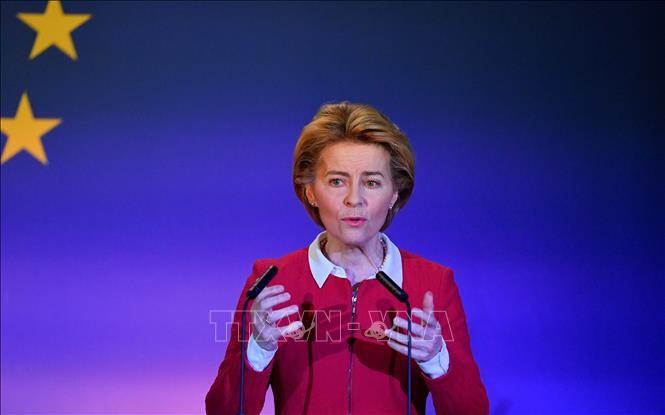 欧委会建议在英脱欧后改革接纳新成员方式 - ảnh 1