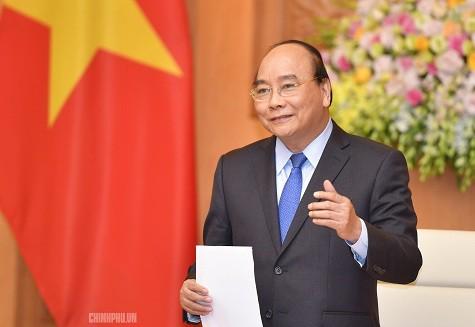 越南政府总理阮春福向海外越南人致信 - ảnh 1