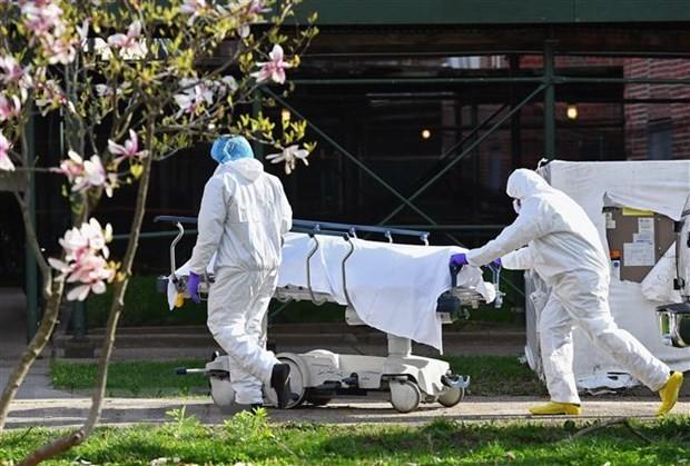 美国人民把肺炎疫情视为国家头等威胁 - ảnh 1