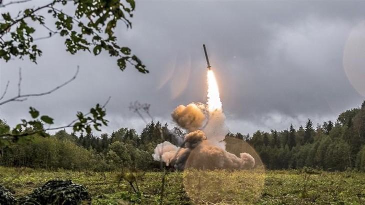 美国希望与俄罗斯和中国达成核武控制协议 - ảnh 1