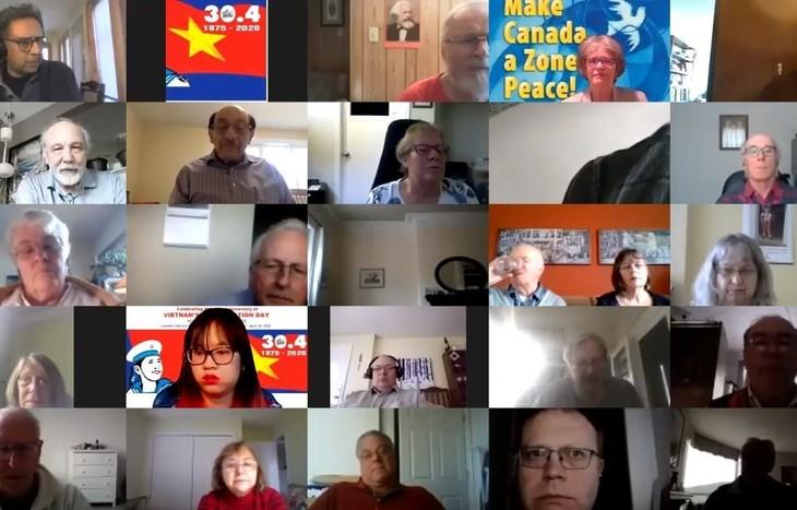 全国统一45周年:加拿大友人眼里团结一心的越南形象 - ảnh 1