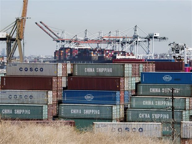 美国总统警告将对中国出口商品加征关税 - ảnh 1