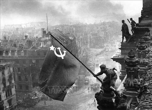 世界反法西斯战争胜利75周年:俄罗斯举行一系列有意义的纪念活动 - ảnh 1