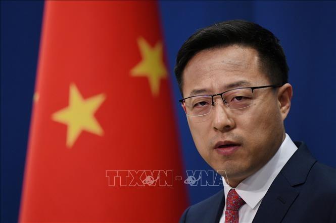 中国警告各国就香港问题谨言慎行 - ảnh 1