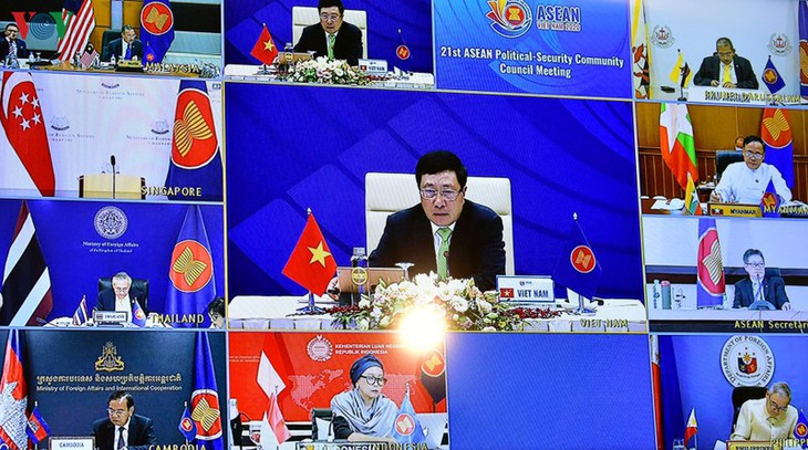 东盟政治安全共同体理事会第21届会议举行 - ảnh 1