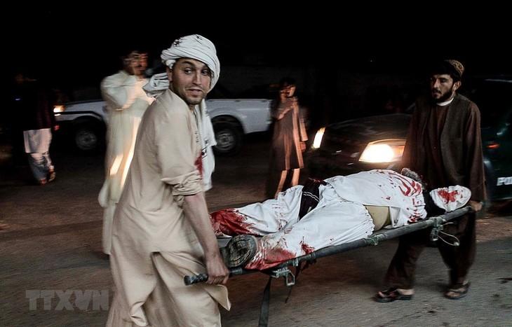 联合国推动阿富汗和平谈判 - ảnh 1