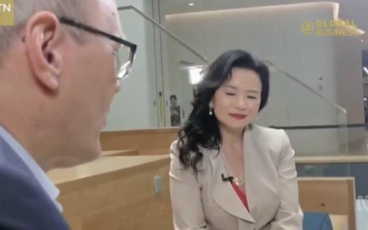 中国指控澳大利亚情报人员对中方媒体驻澳记者站进行突击搜查 - ảnh 1