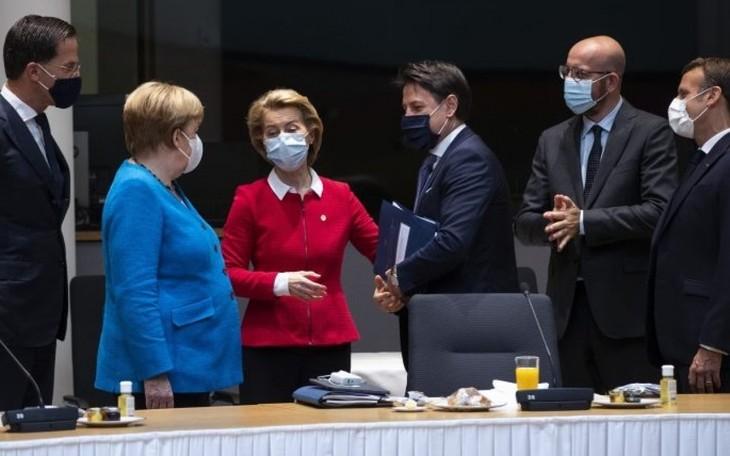 欧盟峰会将聚焦新冠疫情后世界经济复苏议题 - ảnh 1