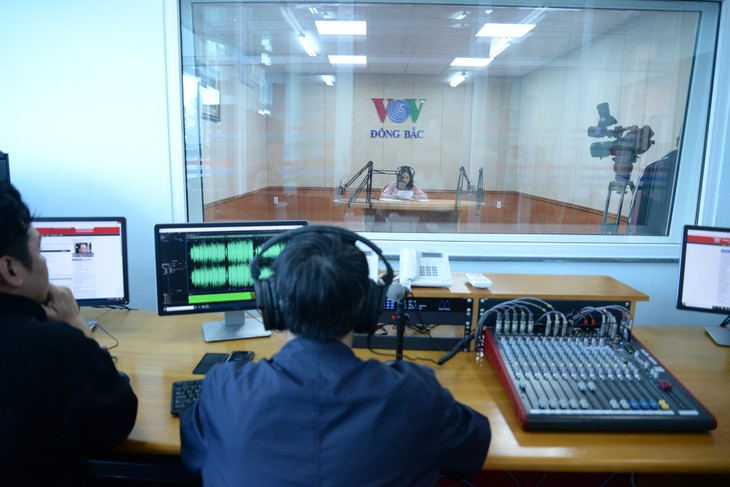 岱依族和侬族语国家广播节目 - ảnh 1