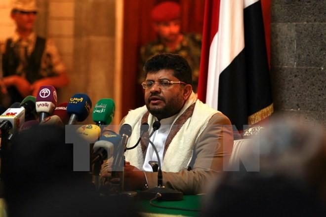 รัฐบาลเยเมนยุติการเจรจาสันติภาพกับกลุ่มกบฏ Houthi  - ảnh 1