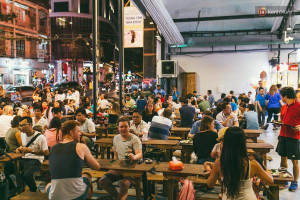 นครโฮจิมินห์อยู่ในรายชื่อเมืองแห่งอาหารที่น่าประทับใจที่สุดในโลก - ảnh 1