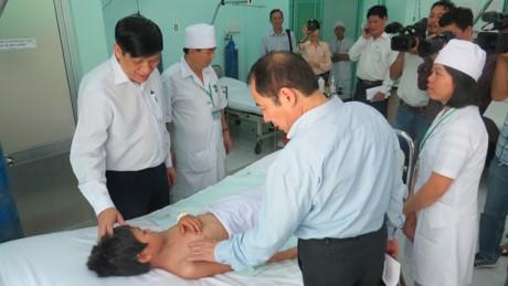 Во Вьетнаме усилены меры по борьбе с лихорадкой Зика - ảnh 1